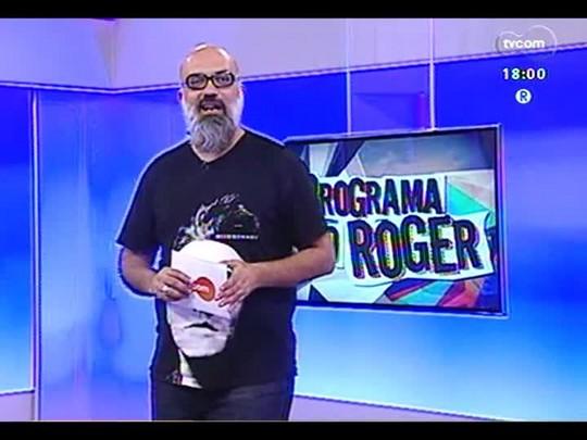 "Programa do Roger - Trailer \""Maleficent\"" + Banda Ian Ramil - Bloco 2 - 21/05/2014"