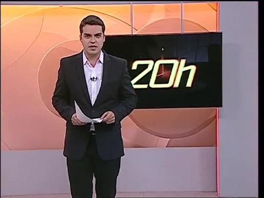 TVCOM 20 Horas - Os últimos preparativos para a Copa do Mundo no Beira-Rio - Bloco 1 - 14/06/2014