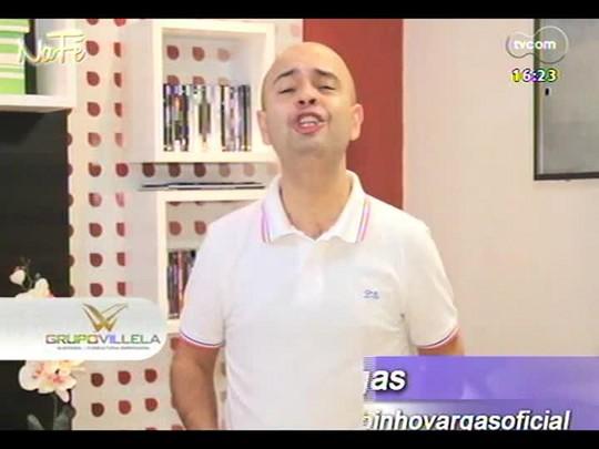 Na Fé - Clipes de música gospel e bate-papo com Paulo Roberto - 15/06/2014 - bloco 2