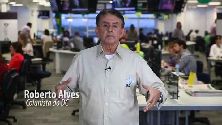 Roberto Alves: hora de o Brasil mostrar futebol de campeão