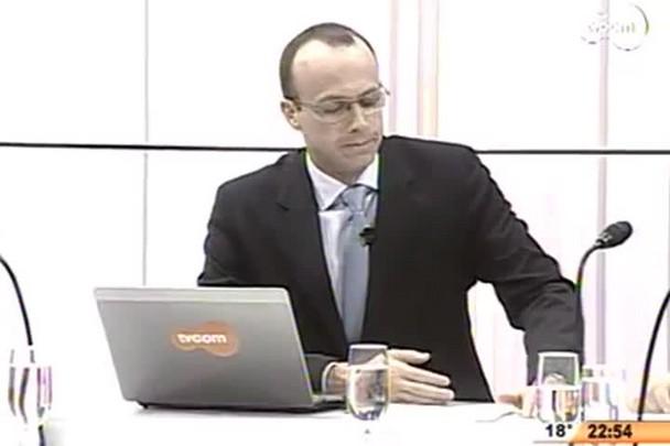 Conversas Cruzadas - Projeto quer impedir que legislador migre para o executivo - 4º Bloco - 14/07/14