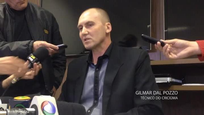 """Gilmar Dal Pozzo: \""""Minhas equipes não desistem nunca\"""""""