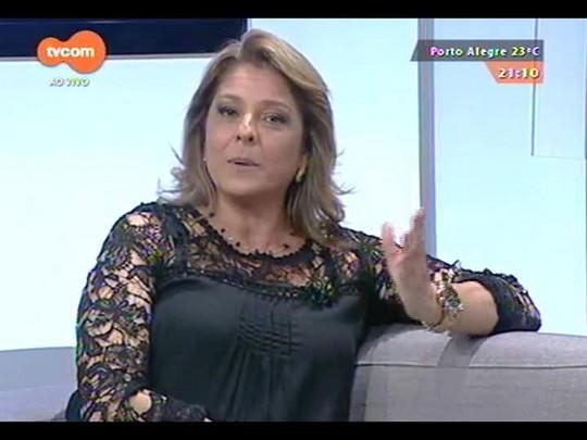TVCOM Tudo Mais - Emílio Orciollo Netto fala sobre espetáculo \'Também queria te dizer – Cartas masculinas\'