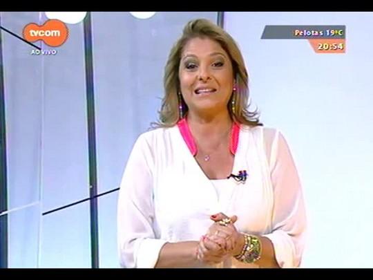 TVCOM Tudo Mais - Carlos André Moreira dá dicas de literatura diretamente da Feira do Livro - 05/11/2014