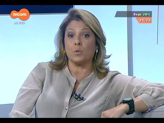 TVCOM Tudo Mais - Jornalista Klester Cavalcanti fala sobre sua prisão na Síria em meio à guerra