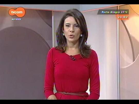 TVCOM 20 Horas - Governador eleito José Ivo Sartori anuncia os 3 primeiros secretários do novo governo - 04/12/2014