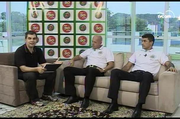 TVCOM Esportes - Árbitros - 1ºBloco - 24.12.14