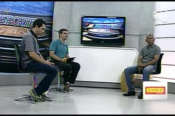 TVCOM Esportes - Hemerson Maria sobre sucesso do JEC - 1ºBloco - 26.12.14
