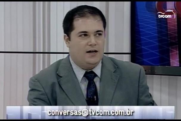 Conversas Cruzadas - A BR-282 já é a rodovia federal que mais mata em Santa Catarina - 1ºBloco - 15.01.15