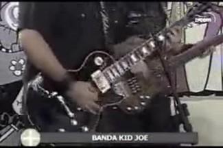 TVCOM Tudo+ - Banda Kid Joe - 05.03.15