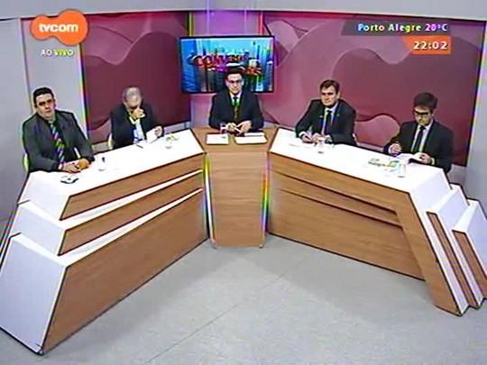Conversas Cruzadas - Debate sobre a redução da maioridade penal - Bloco 1 - 06/04/2015