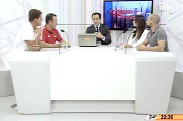 Conversas Cruzadas - Florianópolis é líder em saúde e bem estar - 3º Bloco - 17.04.15