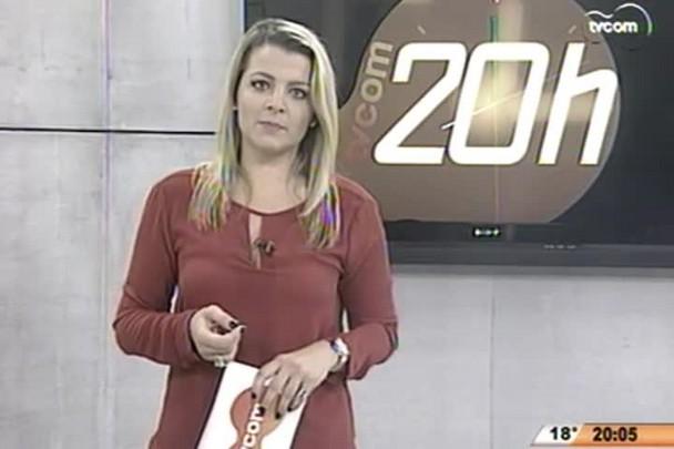 TVCOM 20 Horas - Polícia prende 11 em operação contra o tráfico de drogas em Florianópolis - 01.06.15