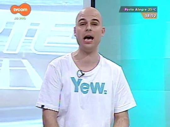 Super TVCOM Esportes - Gilson Filho apresenta novidades do mundo dos games
