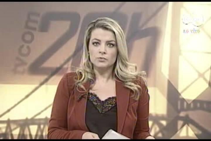 TVCOM 20 Horas - 1ºBloco - 18.08.15