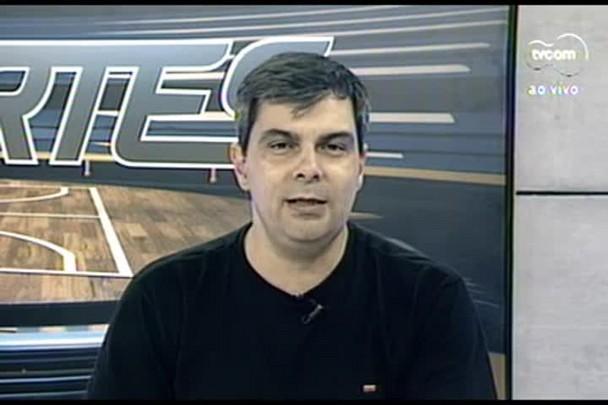 TVCOM Esportes. 3º Bloco. 03.09.15