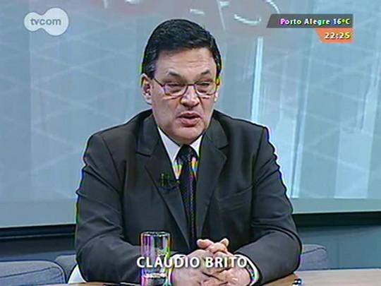 Conversas Cruzadas - Debate sobre o projeto de previdência no RS e os depósitos judiciais - Bloco 1 - 04/09/2015