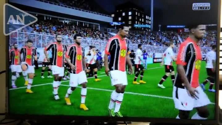 Desafio de Fifa 16 - Kempes x Dudu