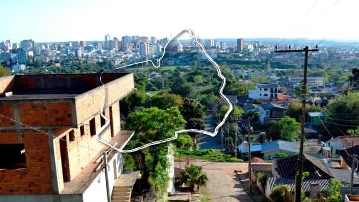 Especial aniversário de Santa Maria bairro Itararé