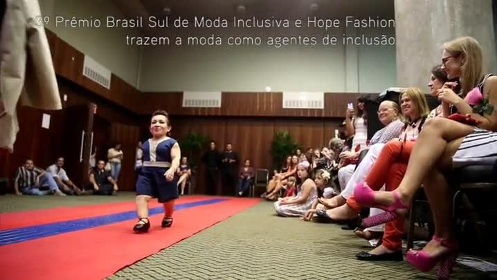 3º Prêmio Brasil Sul de Moda Inclusiva e Hope Fashion trazem a moda como agentes de inclusão