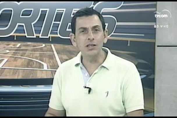 TVCOM Esportes. 3º Bloco. 19.01.16