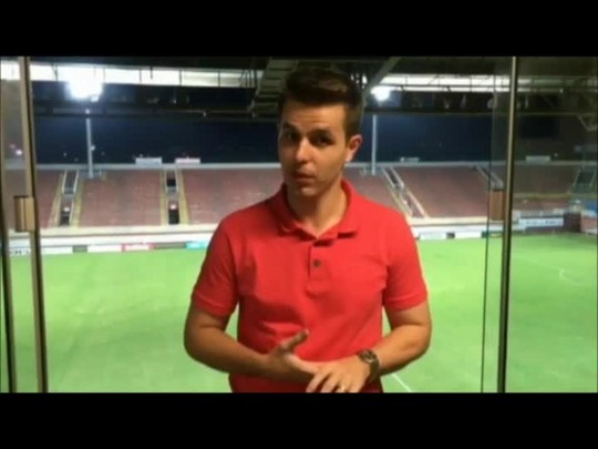 Elton Carvalho comenta sobre o empate do JEC contra o Metrô