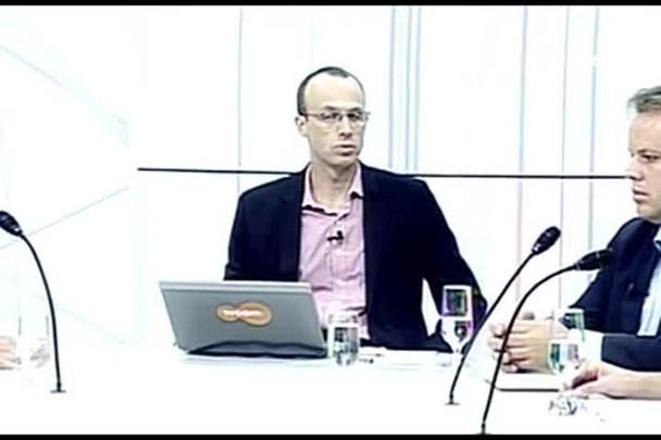 TVCOM Conversas Cruzadas. 2º Bloco. 12.02.16