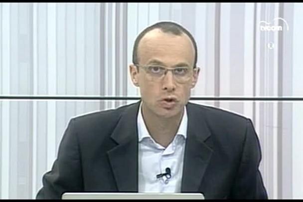 TVCOM Conversas Cruzadas. 1º Bloco. 16.02.16