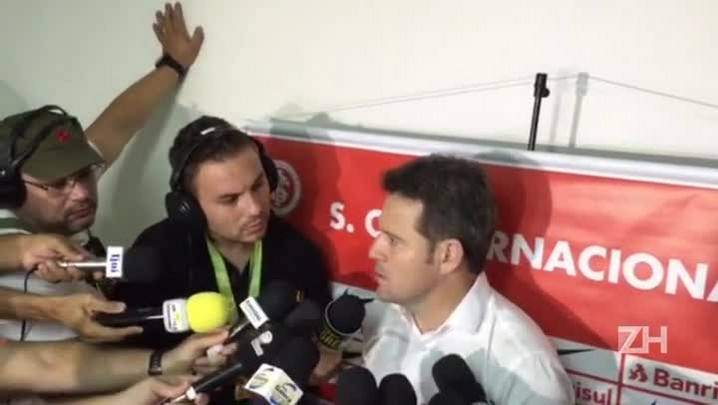 Argel fala sobre recuperação de Vitinho e atuação de Rodrigo Dourado