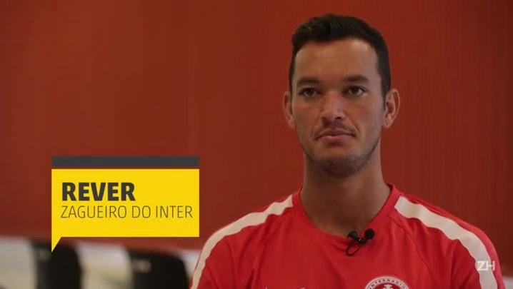 Réver fala sobre desafios na temporada, regularidade e Seleção