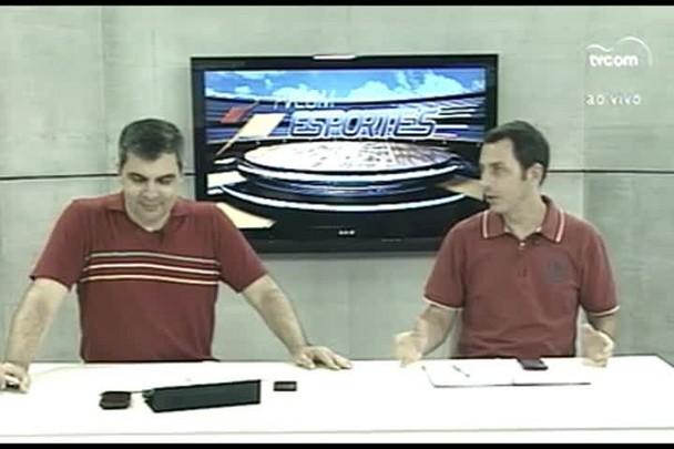 TVCOM Esportes. 1º Bloco. 23.03.16