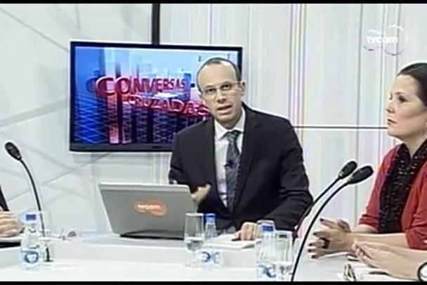 TVCOM Conversas Cruzadas. 4º Bloco. 14.04.16