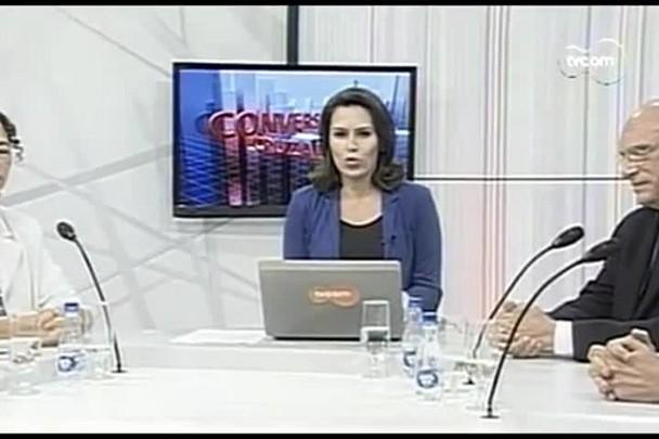 TVCOM Conversas Cruzadas. 4º Bloco. 03.05.16