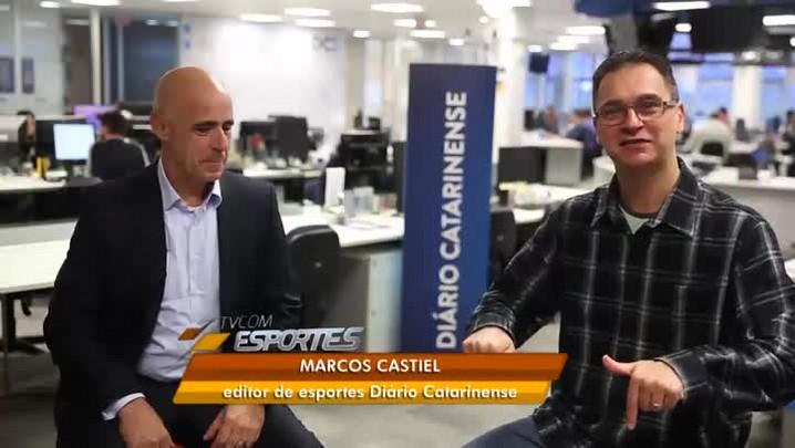 DC Esportes: entrevista com o novo presidente da Fesporte, Milton Cunha