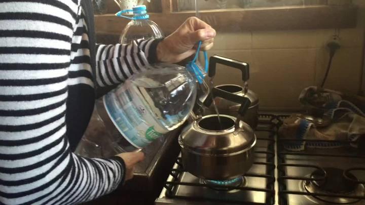 Moradores comentam sobre as alterações na água de Porto Alegre