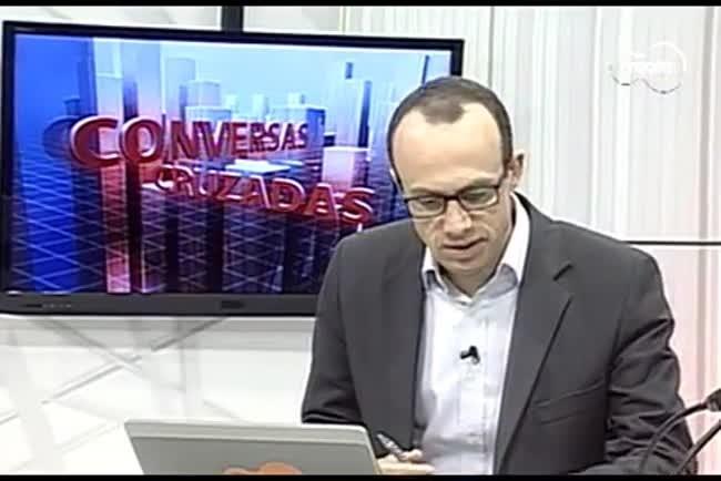 TVCOM Conversas Cruzadas. 3º Bloco. 27.07.16