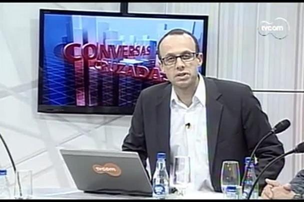 TVCOM Conversas Cruzadas. 4º Bloco. 31.08.16