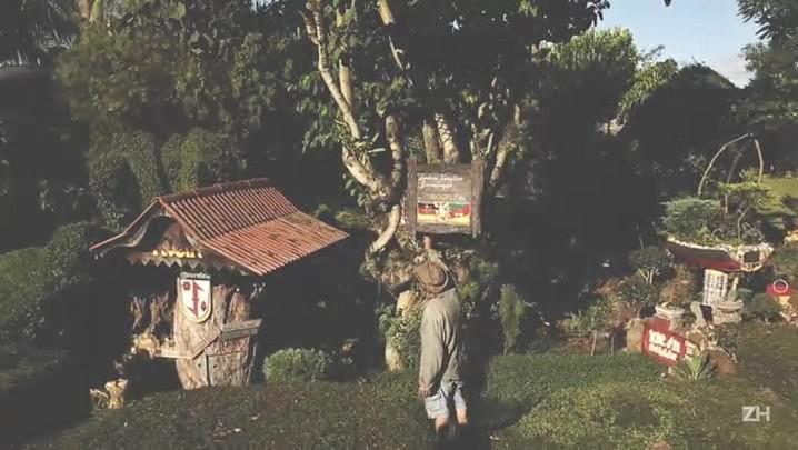 O Jardim Genealógico Rückert-Thal