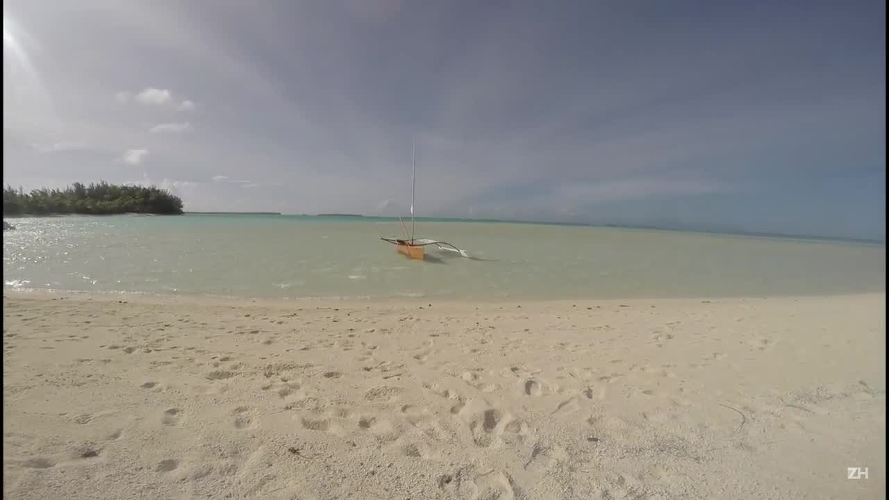 O que você pode encontrar na Polinésia Francesa