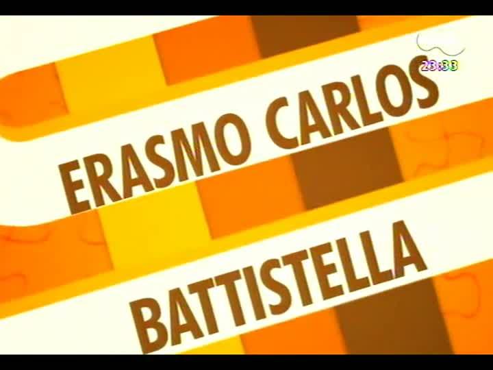Mãos e Mentes - Erasmo Carlos Battistella - Bloco 1