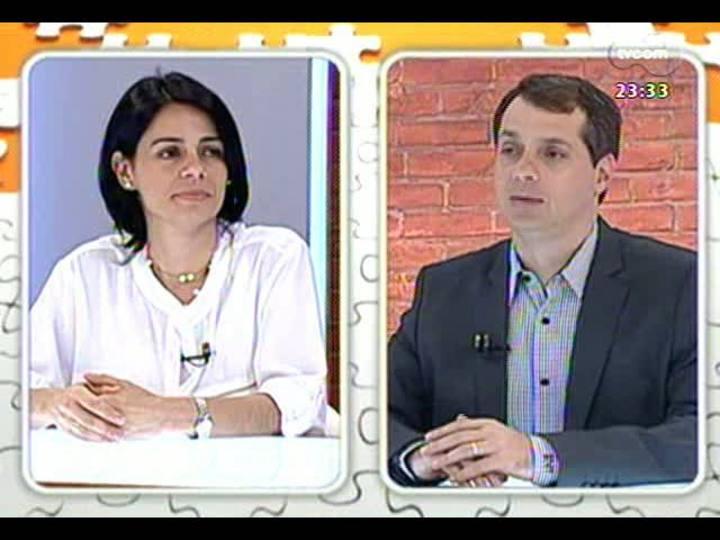 Mãos e Mentes - Gabriela Ferreira, diretora de Inovação e Desenvolvimento do Tecnopucrs - Bloco 1