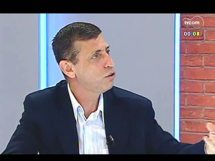 Mãos e Mentes - Sócio-diretor da Treinar, Paulo Gerhardt - Bloco 4 - 16/01/2013