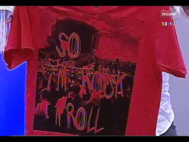 Programa do Roger - Lojinha: ingressos e promoções - exibido em: 24/01/2013