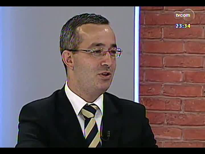 Mãos e Mentes - Presidente do Instituto de Estudos Empresariais, Michel Gralha - Bloco 4 - 17/03/2013