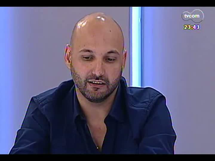 Mãos e Mentes - Especialista em Marketing e Branding em Ambientes Digitais e cientista-chefe na Pong Dynasty, Ricardo Cappra - Bloco 2 - 09/04/2013