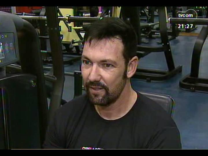 TVCOM Tudo Mais - Vigorexia : o distúrbio de imagem que pode levar ao excesso de exercícios físicos