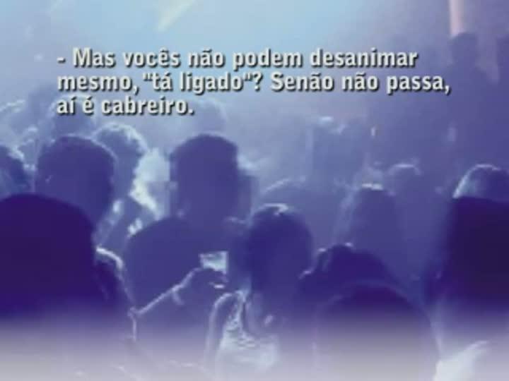 Jovem de 17 anos conta que está acostumada a usar ecstasy em baladas de Joinville