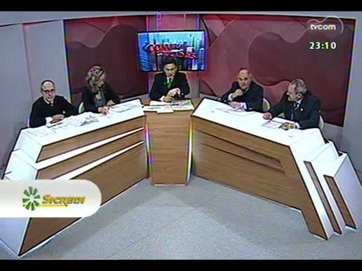Conversas Cruzadas - Debate sobre a questão tarifária do transporte coletivo de Porto Alegre - Bloco 4 - 21/05/2013