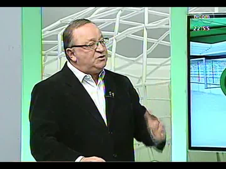 Bate Bola - Debate sobre a estreia da dupla Gre-Nal no Brasileirão - Bloco 5 - 26/05/2013