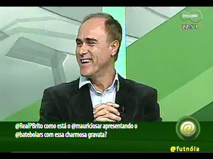 Bate Bola - Desempenho da dupla Gre-Nal no Brasileirão e jogo do Brasil no Maracanã - Bloco 5 - 02/06/2013